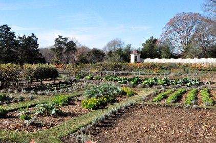 Gardens at Mt. Vernon
