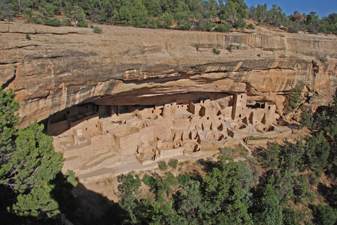 Mesa Verde National Park,Colorado