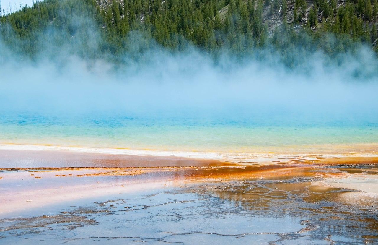 Yellowstone National Park (Part 1: Exploring aVolcano)