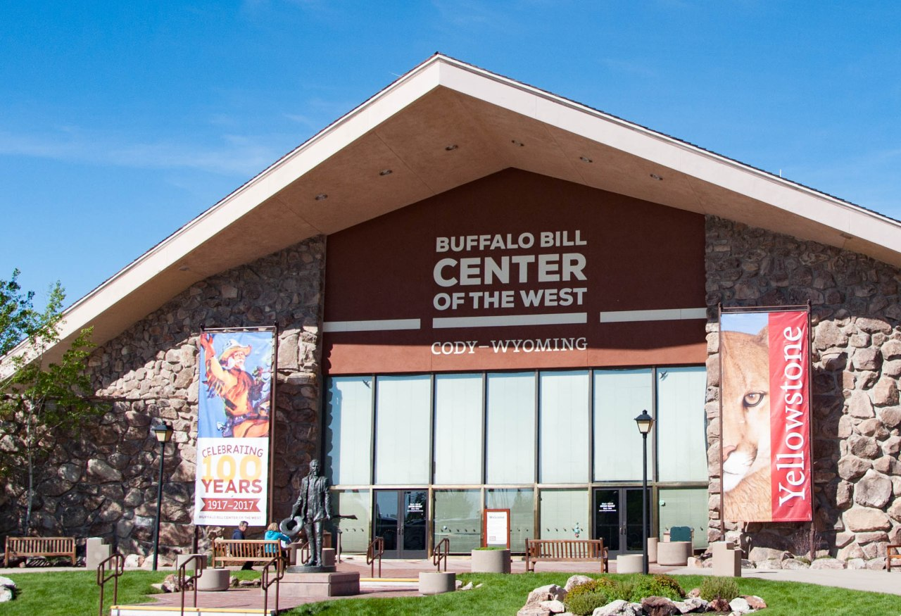 Buffalo Bill Museum:  Life and legend of Buffalo Bill and the West heloved.